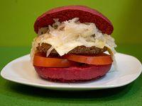 Sándwich alemán con queso tradicional