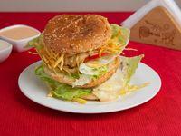 Cheeseburger doble