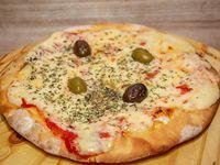 Promo - Pizza muzzarella individual + Coca Cola 220 ml