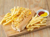 Atlantic Dog con fritas