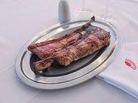 Asado de tira / Short rib roast