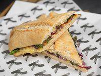 Sándwich dos quesos (25 cm)