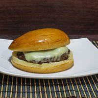 Hamburguesa de Carne sin Vegetales