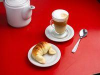 Promoción - Café cortado + Medialuna
