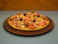 Pizza napolitana AD