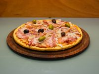 Pizza francesa