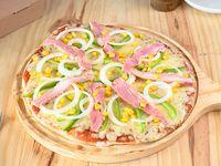 Pizzeta primavera (32 cm)