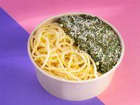 Bowl de Pasta con Salsa Pesto