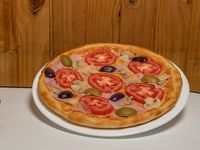 Pizza Cozzolisi (4 porciones 23 cm)