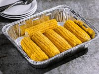 Sweet corn on the cob (14 porciones)