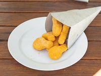 Nuggets de pollo (porción grande)