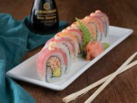 Rollo Sushi Arco Iris