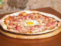 Pizza occhio di bue ¡Nueva!