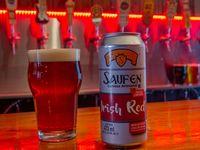 Saufen irish red