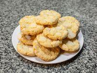 Cookies de vainilla 1/4 kg