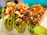 Trío de Tacos