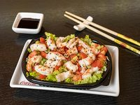 Salad sushi ebi