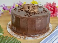 Pudin de Chocolate 6 Porciones