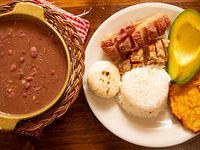 Frijoles en Cazuela