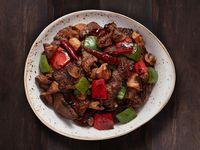 Wok Charred Beef