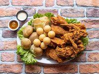 Pollo Broaster 8 Presas