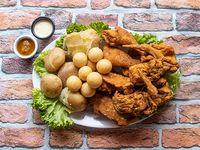 Pollo Broaster 6 Presas