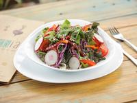 Ensalada Siete Vegetales -Vegana-