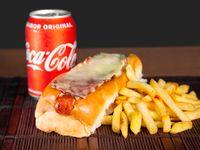 Combo Bailey Hot Dog
