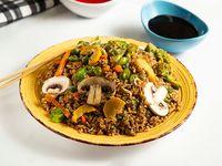 Chow Fan Vegetales