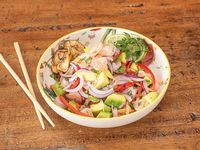 Ceviche Vietnamita Mixto
