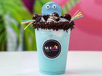 Malteada Cookie Monster