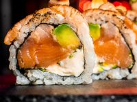 Crazy Salmon Roll 10 unidades