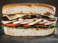 Sándwich Vegetariano Gandhi