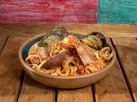 Spaghettoni de mar
