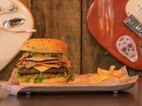 The Rock Band Burger