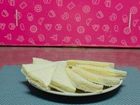 8 sándwiches surtidos triple jamón cocido y queso