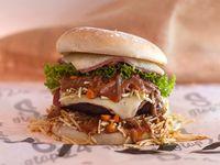Burger Criolla Carne Desmechada Stop 24