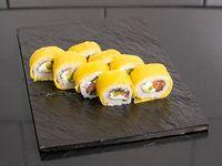 Tamago sake roll (8 piezas)