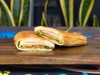 Sandwich de Jamón y Queso