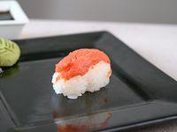 Nigiri de salmón ahumado (unidad)