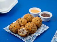 Croquetas de Salmón y Cream Cheese 6 unidades
