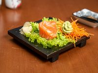 Sashimi de salmón (unidad)