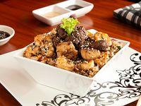 Wok Sushi Box