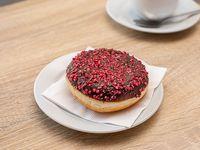 Donut berlin de frutos rojos