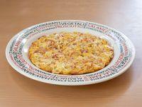 Pizza Ejecutiva de Pollo  Miel-Mostaza