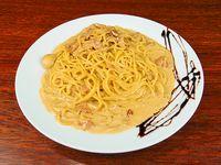 Spaghetti salseados