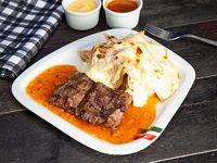 Steak Chilaquiles