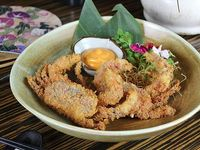 Tempura Soft Shell Crabs