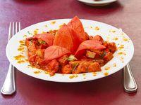 Chicken jalfreje