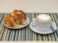 Promoción - Café con leche 360 ml + 3 medialunas